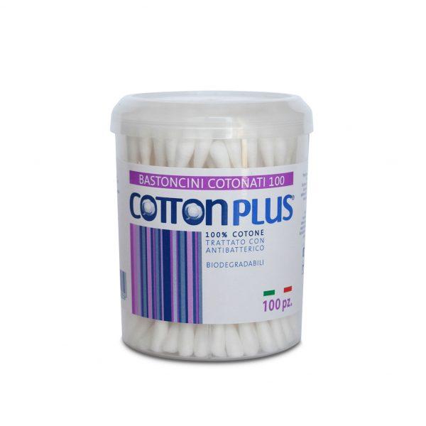 Cotton Plus Bastoncini cotonati 100